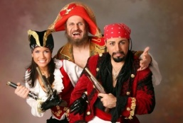 Eurovision 2008 - Pirates Of The Sea - Wolves Of The Sea